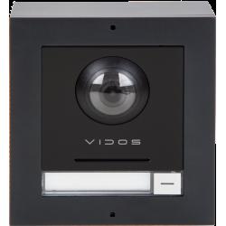 S2101 - 1 nr Stacja bramowa wideodomofonu IP Vidos ONE