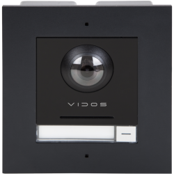 S2201 - 1 nr Stacja bramowa wideodomofonu IP Vidos ONE