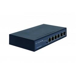 PS42/60  - Switch POE 4-portowy Vidos ONE