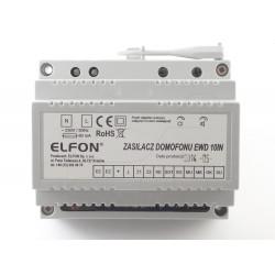 Zasilacz domofonowy interkomowy Elfon EWD-10in
