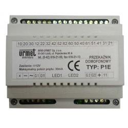 Przekaźnik domofonowy P1-E