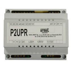 Przekaźnik dwuwejściowy P2UPR (Urmet)